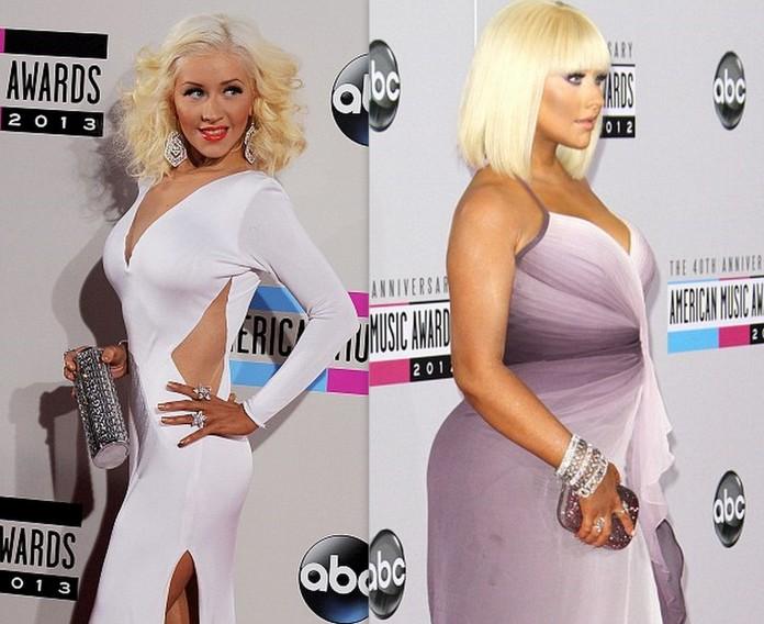 Christina 2013 - 2012