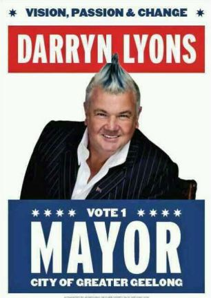Darryn Lyons Campaign