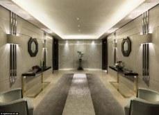 Hallway Knightsbridge Apartment