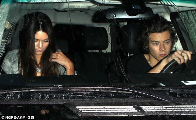 Is Harry Styles Dating A Kardashian