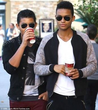 Jermajesty & Jafaar Jackson