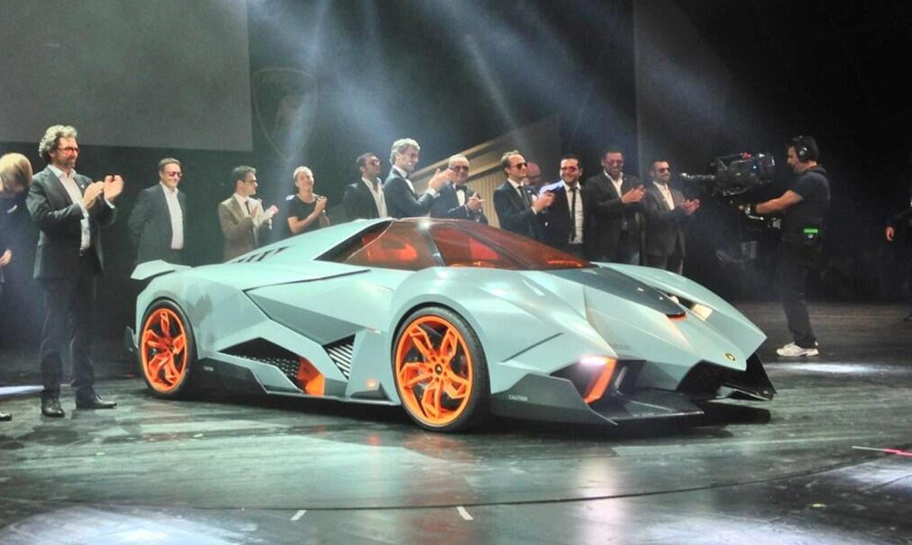 Lamborghini Practically Builds a Car That\u0027s Also A Fighter