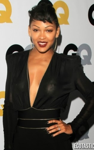 Meagan Good Revealing