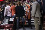 Michelle Obama @ College Basketball Game