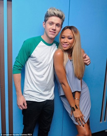 Niall and Tamera
