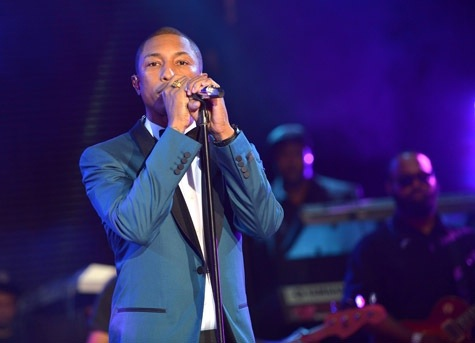 A little Sunday pick me up! Pharrell Williams 24 hour happy song!