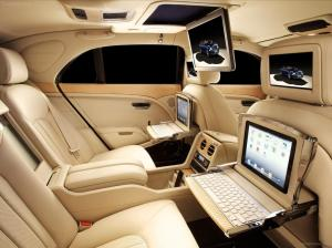 Back Seat Office