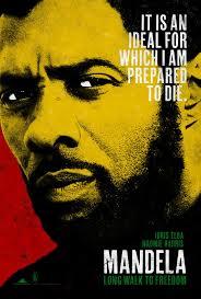Idris Elba as Mandela