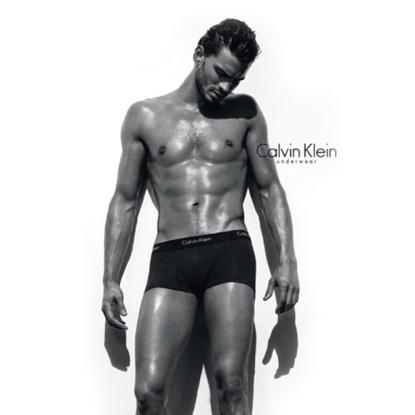 Jamie Dornan in Calvin Klein ad