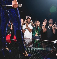 Kevin Hart delights at Beyonce