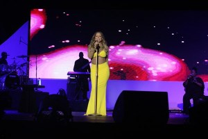 Mariah Carey in lagos