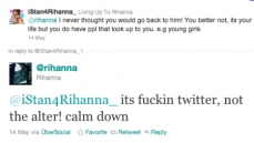All hell broke loose when Rihanna and Chris Brown followed eachother on twitter again