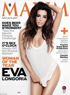 Eva Longoria cover