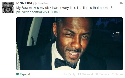 Idris-Elba sex tweet