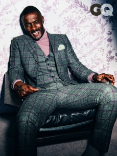 Idris for GQ