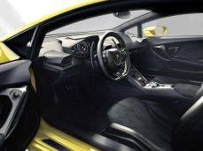Lamborghini - inside