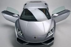 Lamborghini - Silver
