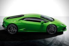 Lamborghini - Green