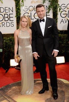 Naomi Watts and Liev Schreiber looked perfect in Tom Ford.