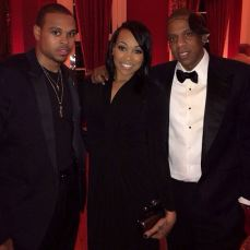 Shannon-Brown-Monica-Jay-Z-at-Tina-Knowles-Birthday-Party-Masquerade-Ball