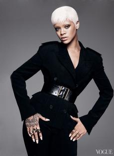 Rihanna vogue 8